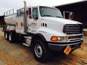 Bulk Emulsion Truck - 1